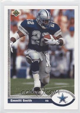 1991 Upper Deck - [Base] #172 - Emmitt Smith