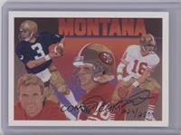 Joe Montana (Autographed) /2500
