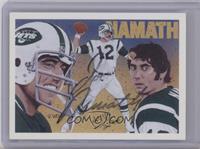 Joe Namath (Autograph) /2500