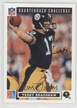 1991 Upper Deck Domino's Pizza Quarterback Challenge - [Base] #32 - Terry Bradshaw