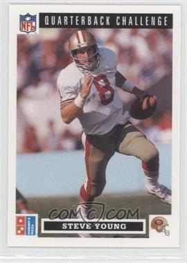 1991 Upper Deck Domino's Pizza Quarterback Challenge #26 - Steve Young