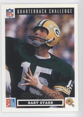 1991 Upper Deck Domino's Pizza Quarterback Challenge #42 - Bart Starr