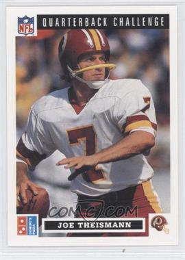 1991 Upper Deck Domino's Pizza Quarterback Challenge #44 - Joe Theismann