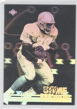 1991 Upper Deck Game Breakers #GB1 - Barry Sanders