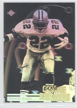 1991 Upper Deck Game Breakers #GB5 - Emmitt Smith