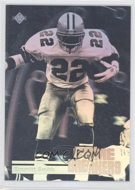 1991 Upper Deck Game Breakers #GB5 - Emmitt Smith