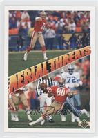 Joe Montana, Jerry Rice