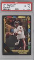 Jim Harbaugh [PSA 6]