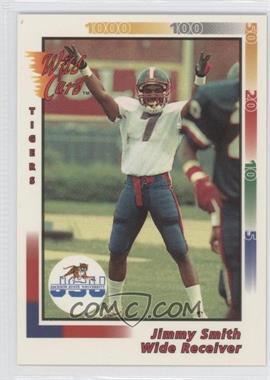 1991 Wild Card Draft Redemption Prizes #P-2 - Jimmy Smith