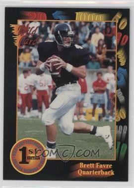 1991 Wild Card Draft #119 - Brett Favre