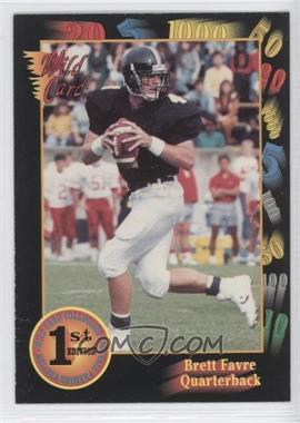 1991 Wild Card Draft #119 - Brett Favre