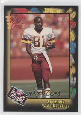 1991 Wild Card NFL Experience #5 - Art Monk