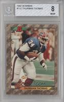 Thurman Thomas [BGS 8]
