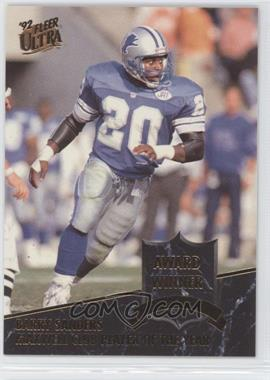 1992 Fleer Ultra Award Winner #8 - Barry Sanders