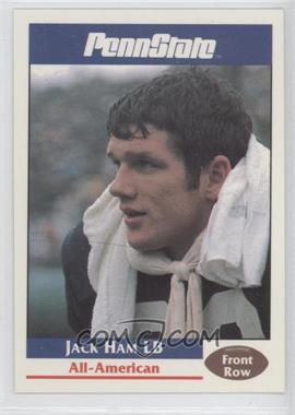 1992 Front Row Penn State Nittany Lions #18 - Jack Ham