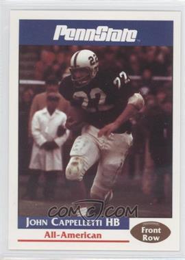 1992 Front Row Penn State Nittany Lions #7 - John Cappelletti