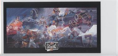 1992 NFL Experience - [Base] #23 - [Missing]