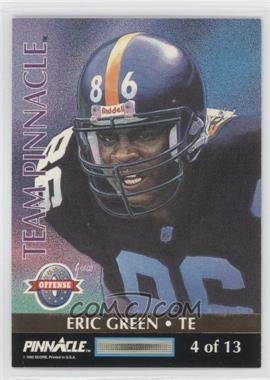1992 Pinnacle Team Pinnacle #4 - Eric Green, Steve Atwater