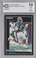 Thurman Thomas [ENCASED]