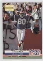 Milestone - James Lofton