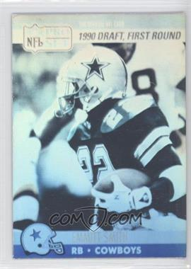 1992 Pro Set Emmitt Smith Holograms #ES2 - Emmitt Smith