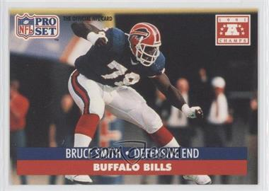 1992 Pro Set NFL Experience - [Base] #83 - Bruce Smith
