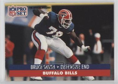 1992 Pro Set NFL Experience #83 - Bruce Smith