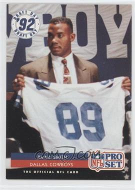 1992 Pro Set #32 - Draft Day - Jimmy Smith