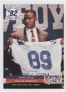 1992 Pro Set #32 - Jimmy Smith