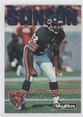 1992 Skybox Impact #108 - Lemuel Stinson