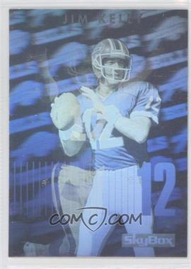 1992 Skybox Primetime #H-1 - Jim Kelly