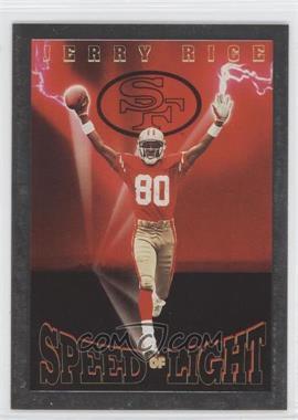 1992 Skybox Primetime #M07 - Jerry Rice