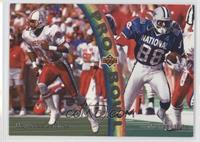 Haywood Jeffires, Michael Irvin