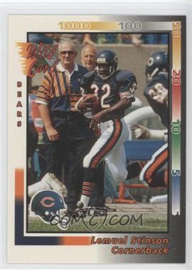 1992 Wild Card #426 - Lemuel Stinson