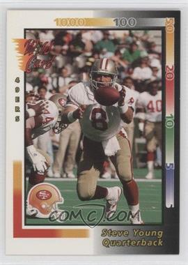 1992 Wild Card #98 - Steve Young