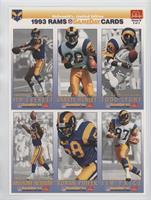 Jim Everett, Todd Lyght, Anthony Newman, Roman Phifer, Jim Price