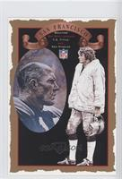Y.A. Tittle, Kelly Stouffer
