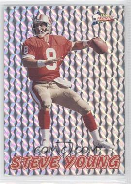 1993 Pacific Prism - [Base] #93 - Steve Young