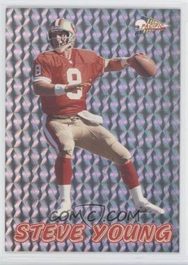 1993 Pacific Prism #93 - Steve Young