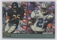 Neal Anderson, Emmitt Smith