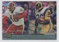 Jerome Bettis, Reggie Brooks
