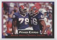 Buffalo Bills Team, Bruce Smith, Darryl Talley
