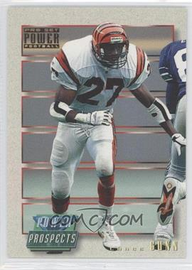 1993 Pro Set Power Power Prospects Gold #PP39 - Lance Gunn