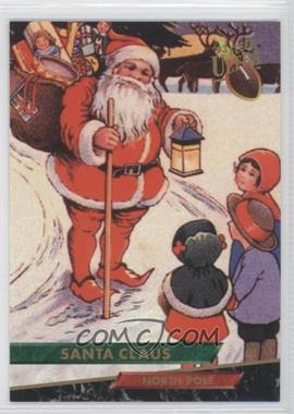 1993 Santa Claus #N/A - Sam Clancy