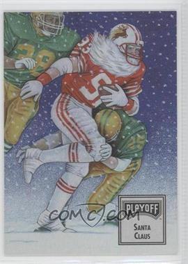 1993 Santa Claus #N/A - Sam Clancy