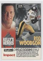 Rod Woodson, Darrell Green