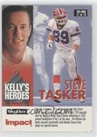 Steve Tasker, Elvis Patterson