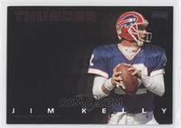 Jim Kelly, Thurman Thomas