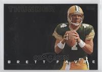 Brett Favre, Sterling Sharpe