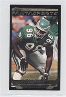Philadelphia Eagles Defensive Team (Clyde Simmons)